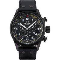 Relojes & Joyas Hombre Relojes analógicos Tw-Steel SVS205, Quartz, 48mm, 10ATM Negro
