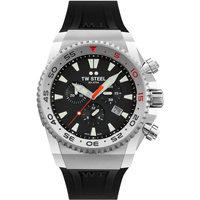 Relojes & Joyas Hombre Relojes analógicos Tw-Steel ACE400, Quartz, 44mm, 30ATM Plata
