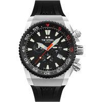 Relojes & Joyas Hombre Relojes analógicos Tw-Steel ACE401, Quartz, 44mm, 30ATM Plata