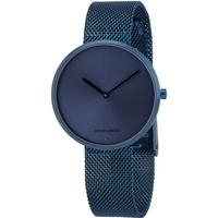 Relojes & Joyas Mujer Relojes analógicos Jacques Lemans 1-2056P, Quartz, 36mm, 5ATM Azul