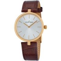 Relojes & Joyas Mujer Relojes analógicos Jacques Lemans 1-2024F, Quartz, 34mm, 5ATM Oro