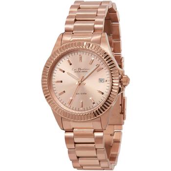 Relojes & Joyas Mujer Relojes analógicos Jacques Lemans LP-125J, Quartz, 38mm, 10ATM Oro