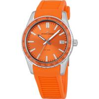 Relojes & Joyas Hombre Relojes analógicos Jacques Lemans 1-2060F, Quartz, 39mm, 10ATM Plata