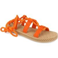 Zapatos Mujer Sandalias Milaya 2R50 Naranja