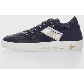Zapatos Hombre Zapatillas bajas Cetti 1257 Negro