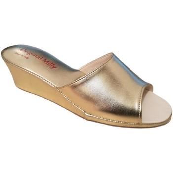 Zapatos Mujer Sandalias Milly MILLY103oro nero