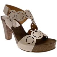 Zapatos Mujer Sandalias Calzaturificio Loren LOJ0846dune nero
