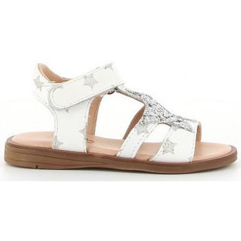 Zapatos Niña Sandalias Acebo's 3149 PE blanc