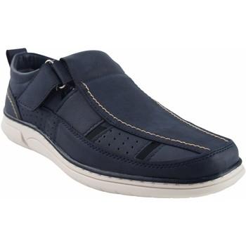 Zapatos Hombre Sandalias Bitesta Zapato caballero  21s 32180 azul Azul