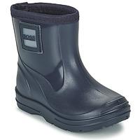 Zapatos Niño Botas de agua BOSS MELODY Marino