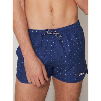 textil Hombre Bañadores Admas For Men Nuevo Pantalones cortos de baño Dots Antonio Miro Admas Azul Marine