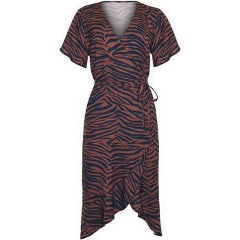 textil Mujer Vestidos Lisca Vestido verano Lima  con mangas cortas Púrpura