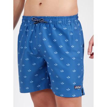 textil Hombre Bañadores Admas For Men Marinero Antonio Miró Admas Bermudas de baño Azul