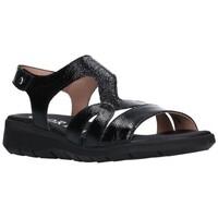 Zapatos Mujer Sandalias Giorda 22868 CHAROL NEGRO Mujer Negro noir