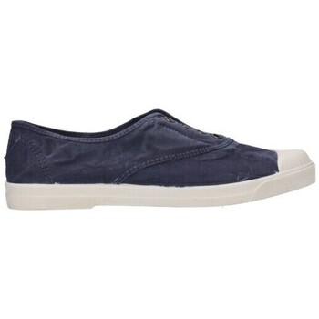 Zapatos Hombre Alpargatas Natural World 3102E 677 Hombre Azul marino bleu