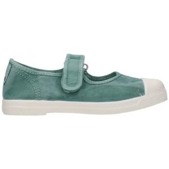 Zapatos Niña Deportivas Moda Natural World 476E 689 Niña Verde vert