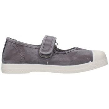 Zapatos Niña Deportivas Moda Natural World 476E 623 Niña Gris gris