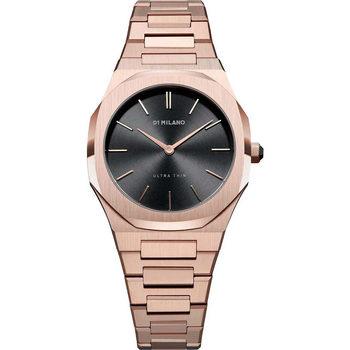 Relojes & Joyas Hombre Relojes analógicos D1 Milano UTBL06, Quartz, 40mm, 5ATM Oro