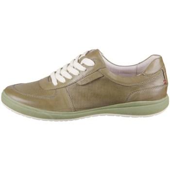 Zapatos Mujer Zapatillas bajas Josef Seibel Caren 33 Beige, Verde olivo