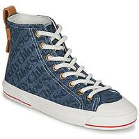 Zapatos Mujer Zapatillas altas See by Chloé ARYANA Azul