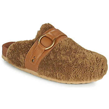Zapatos Mujer Zuecos (Mules) See by Chloé GEMA Camel