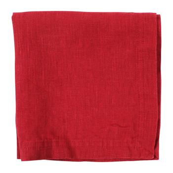Casa Servilleta Côté Table BASIC Rojo