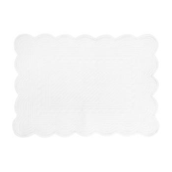 Casa Set de mesa Côté Table BOUTIS Blanco