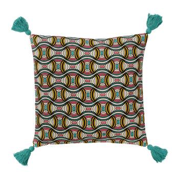 Casa Fundas de cojines Sema AFRIC-VIB Azul