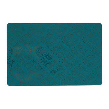 Casa Set de mesa Sema SURO Azul / Esmeralda