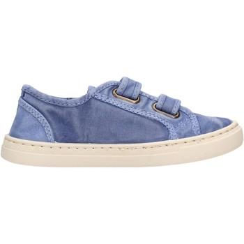 Zapatos Niño Zapatillas bajas Natural World - Sneaker blu 6471E-690 BLU