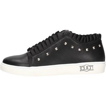 Zapatos Niño Slip on Cult - Sneaker nero PRETTY-1 NERO