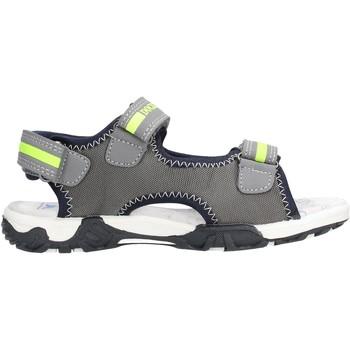 Zapatos Niño Sandalias Docksteps - Sandalo grigio/giallo BOXE2 GRIGIO