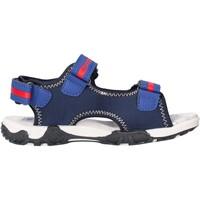 Zapatos Niño Sandalias Docksteps - Sandalo blu/rosso BOXE1 BLU