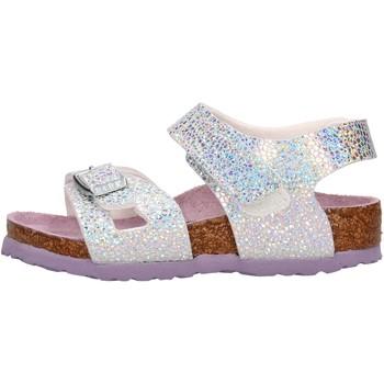 Zapatos Niña Sandalias Birkenstock - Colorado argento 1018737 MULTICOLOR