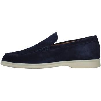 Zapatos Hombre Mocasín Rossano Bisconti 358-02 AZUL