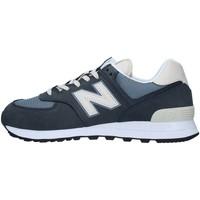 Zapatos Hombre Zapatillas bajas New Balance ML574SYP AZUL
