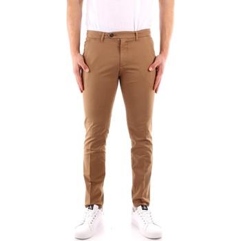 textil Hombre Pantalones con 5 bolsillos Roy Rogers P21RRU013C9250112 BEIGE