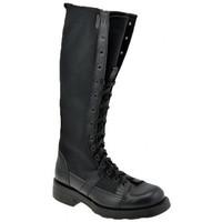 Zapatos Mujer Botines OXS  Negro