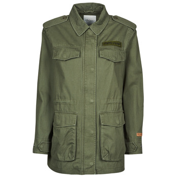 textil Mujer Parkas Pepe jeans NELLY Verde