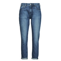 textil Mujer Vaqueros rectos Pepe jeans VIOLET Azul / Medium