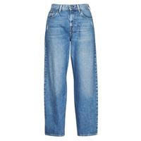 textil Mujer Vaqueros rectos Pepe jeans DOVER Azul / Claro