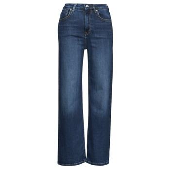 textil Mujer Vaqueros bootcut Pepe jeans LEXA SKY HIGH Azul