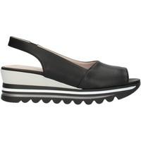 Zapatos Mujer Sandalias Comart 9C3486 Negro