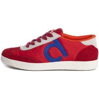 Zapatos Mujer Zapatillas bajas Duuo Nice 037 Rojo