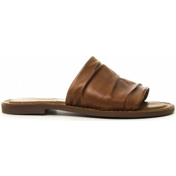 Zapatos Mujer Zuecos (Mules) Leindia 70457 LEATHER