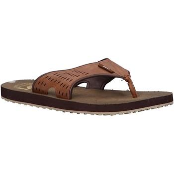 Zapatos Hombre Chanclas Lois 86059 Marr?n