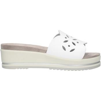 Zapatos Mujer Zuecos (Mules) Enval 72844 blanco