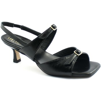 Zapatos Mujer Sandalias Les Venues LES-E21-622-NE Nero