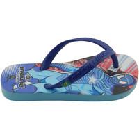 Zapatos Niño Chanclas Brasileras Chanclas de playas ®,Printed 21  Iron Blue