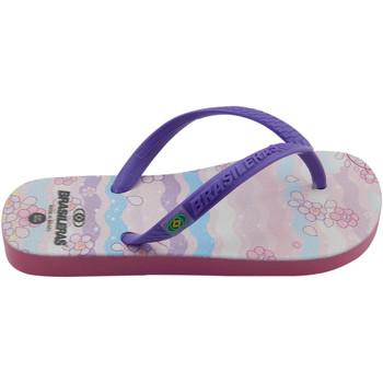 Zapatos Niña Chanclas Brasileras Chanclas de playas ,Printed 21  Olita Turquoise